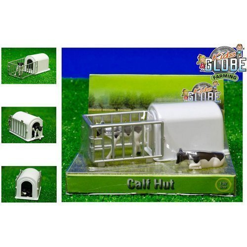 Calf House With Calves