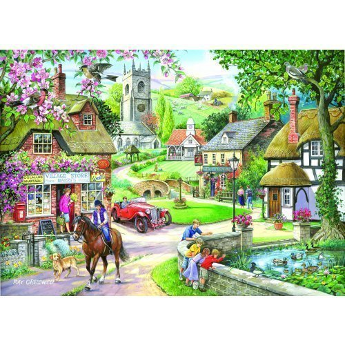 Chatsworth house jigsaw puzzle