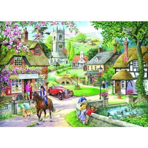 Chatsworth house jigsaw puzzle