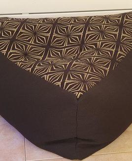Samba triangle bean cube - black