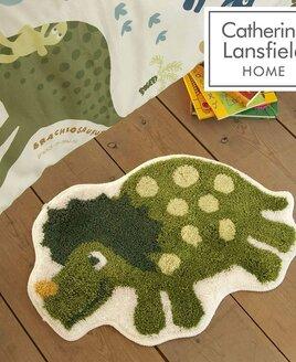 Catherine Lansfield Dinosaur Shaped Rug