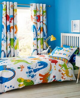 Dinosaur Bedroom, Bedding & Curtains | Children\'s Rooms