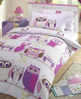 Owl Themed Bedroom, Bedding, Curtains & Accessories   Children\'s Rooms
