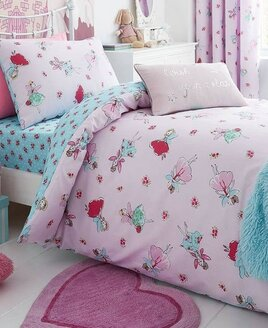 ca182718e533 Fairy Bedroom, Disney Fairies Bedroom including Bedding, Curtains ...