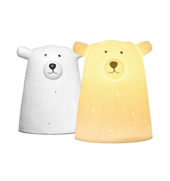 3D Ceramic Night Light - Polar Bear