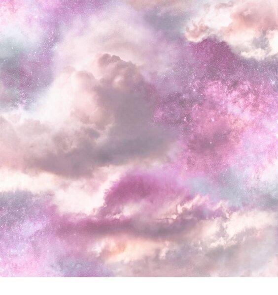 Arthouse, Diamond Galaxy Blush Wallpaper