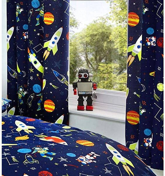 Supersonic, Space Curtains 72s