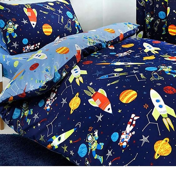 Supersonic, Outer Space Single Bedding