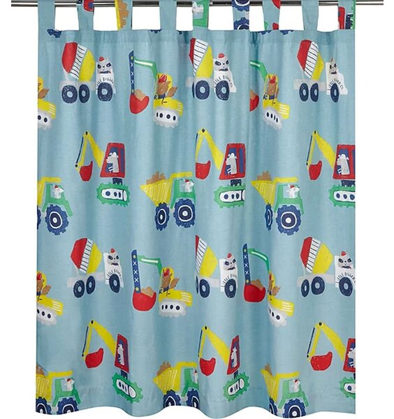 Little Workman Curtains - Tab Top 54s