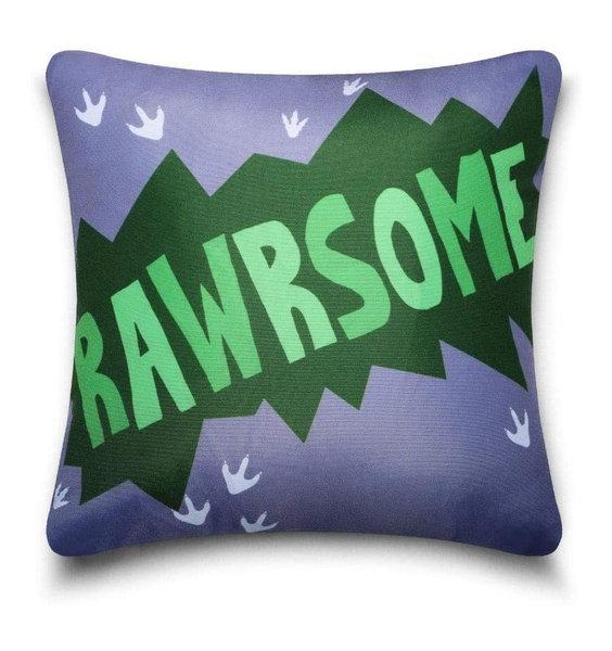 Dinosaur Cushion Cover