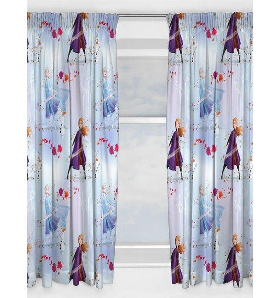 Disney Frozen 2 Curtains - Element 54s