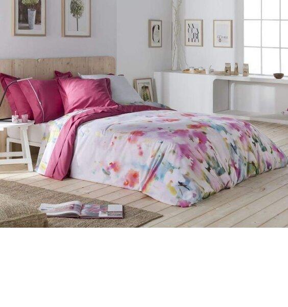 Floral, Pure Cotton, King Size Duvet Set from Naf Naf
