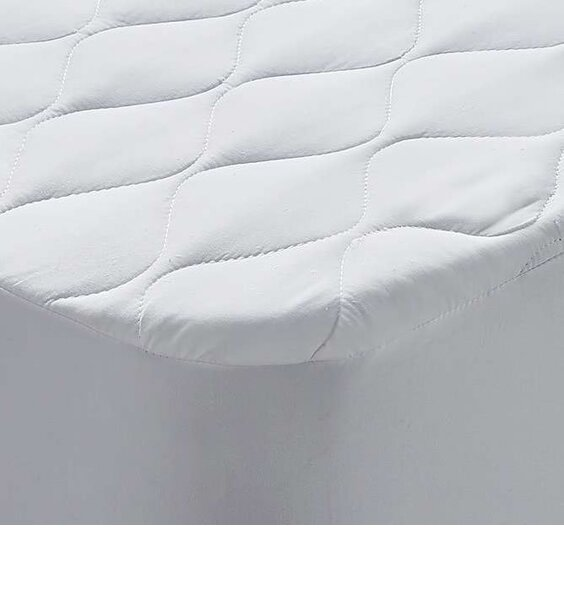 Quilted Mattress Protector - Cotbed / Toddler