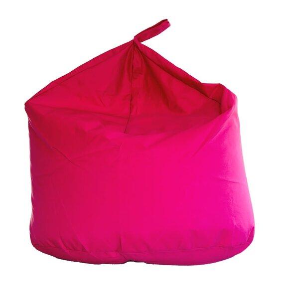 Large Water Resistant Outdoor Bean Bag - Pink