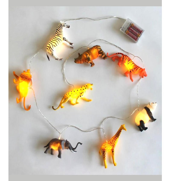 Jungle String Lights