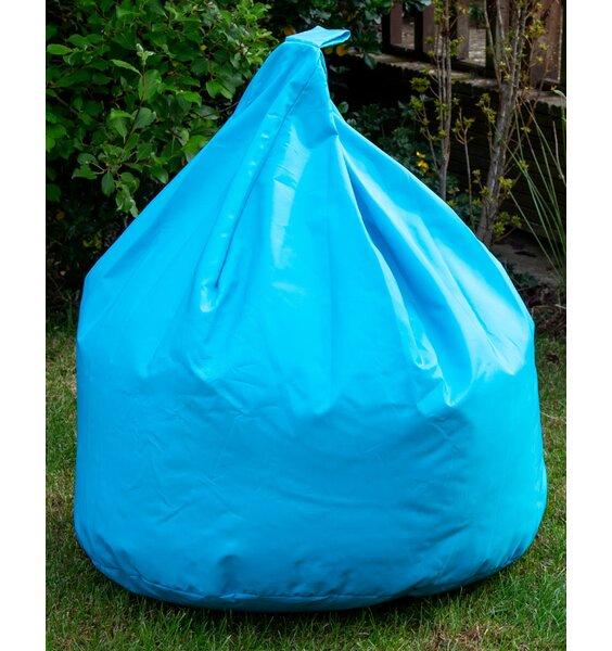 Large, Outdoor Bean Bag - Blue