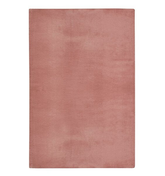Pink Comfy Rug - 60 x 120 cm