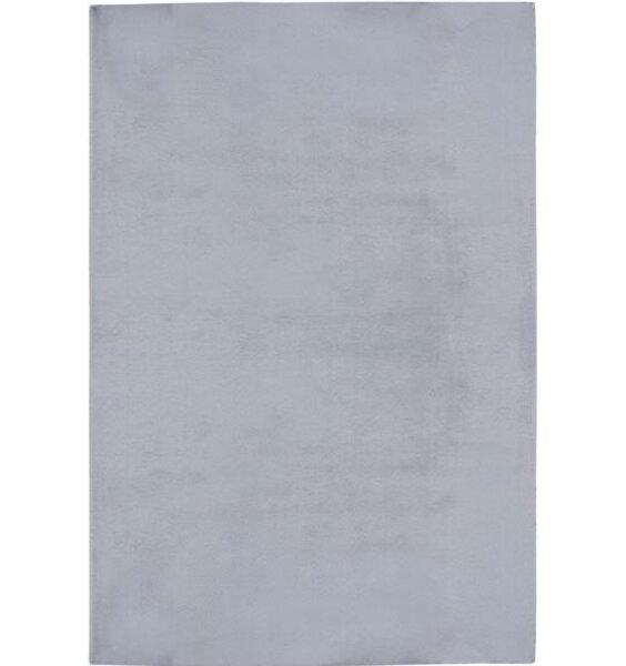 Grey Comfy Rug - 60 x 120 cm