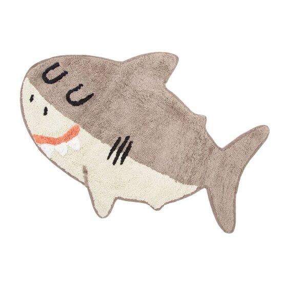 Shelby Shark, Kids Rug 72 x 53 cm