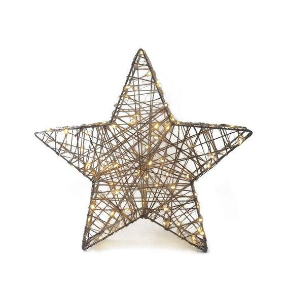 LED 31cm  Cotton Star Light