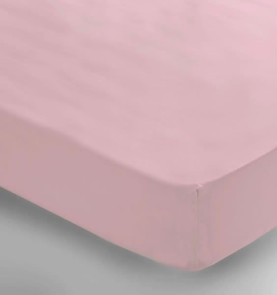 Toddler Fitted Sheet - Pink