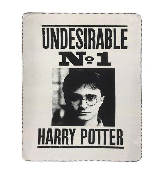 Harry Potter Throw, Fleece Blanket