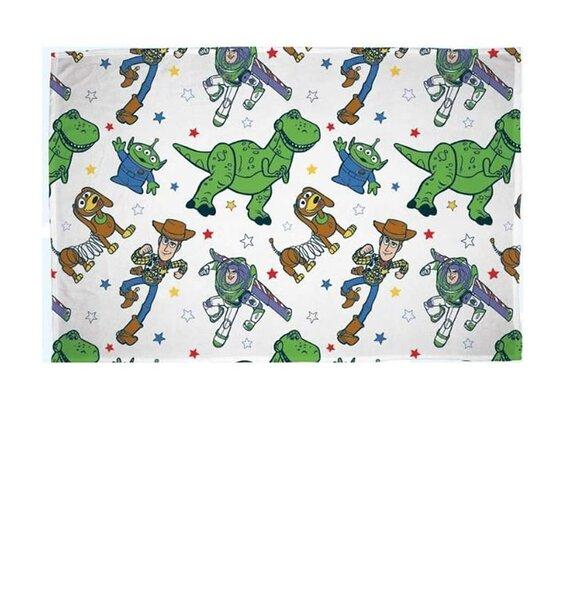Toy Story 4 Fleece Blanket - Roar