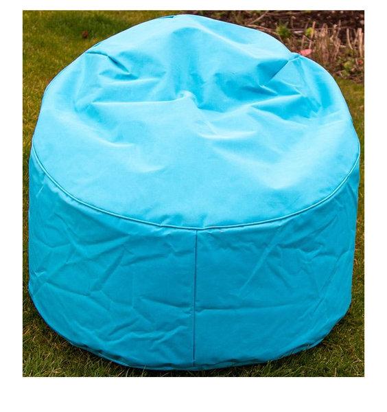 Large, Outdoor Chill Chair Bean Bag - Light Blue