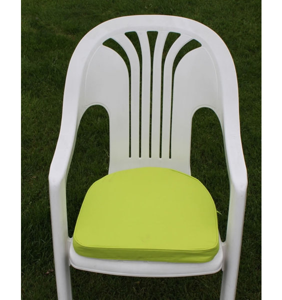 Outdoor Seat Pad Cushion - Green