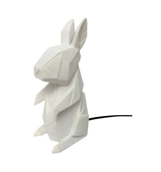 Mini Rabbit LED Light - Origami