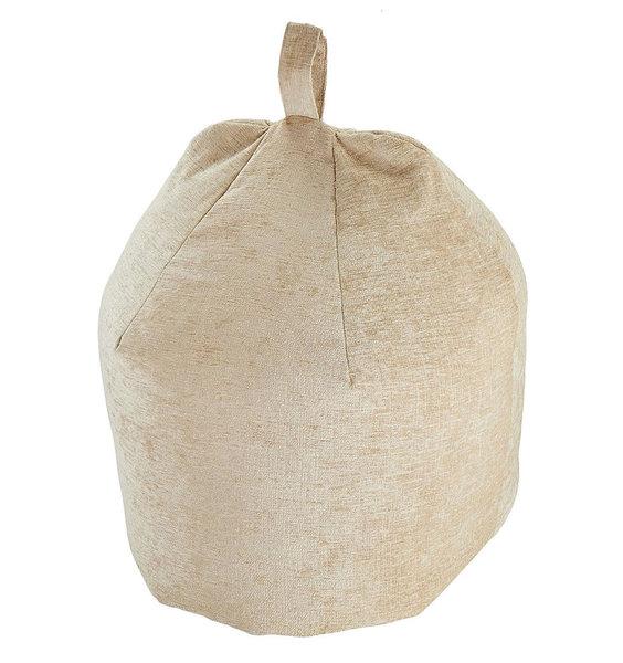 Cream Bean Bag