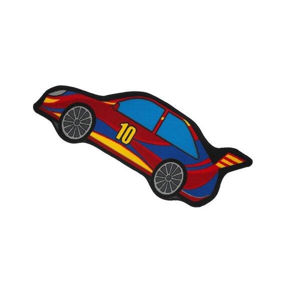 Racing Car, Shaped Rug 50 x 130 cm