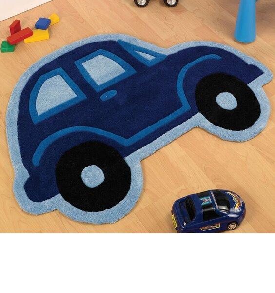 Boys VW Beetle Inspired Rugs