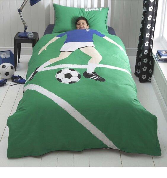 Children's Rooms | Footballer Toddler Duvet