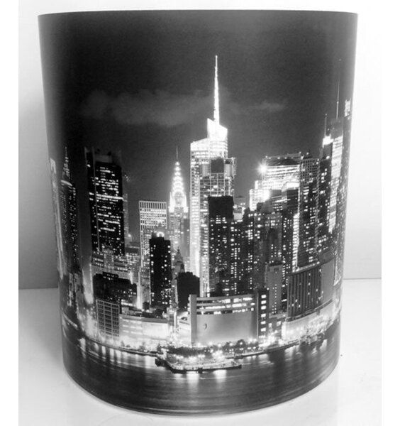 New York / Manhattan Skyline Light Shade