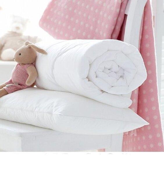 Junior Sized Duvet Insert and Pillow Insert Bundle -  9.0 Tog