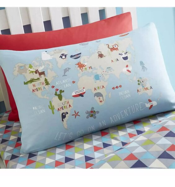 Animal Kingdom Single Bedding