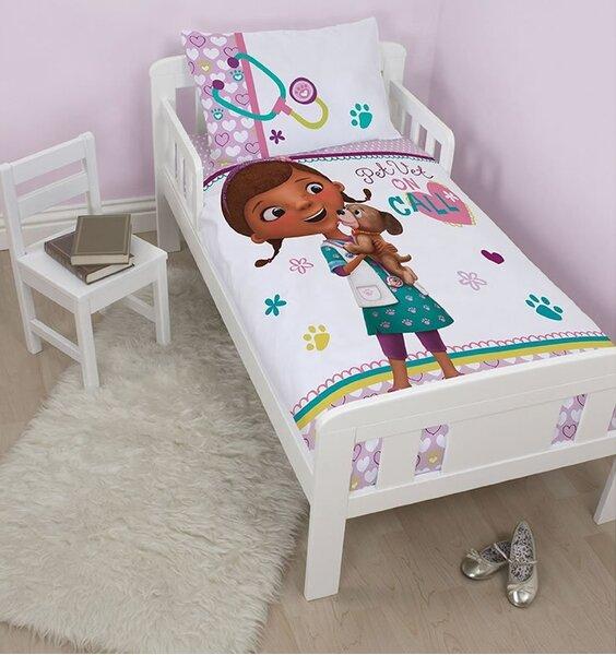 Doc Mcstuffins Toddler Bedding Findo