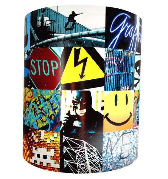 Tricks, Skateboard and Graffiti Light Shade