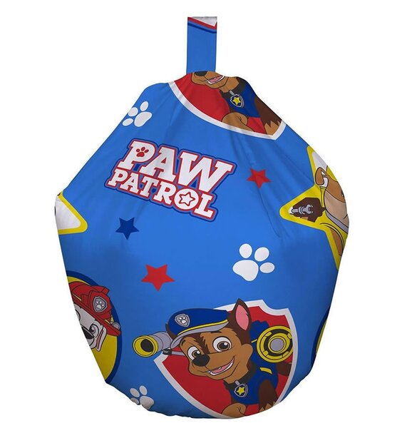 Incredible Paw Patrol Pawsome Bean Bag Childrens Rooms Gamerscity Chair Design For Home Gamerscityorg