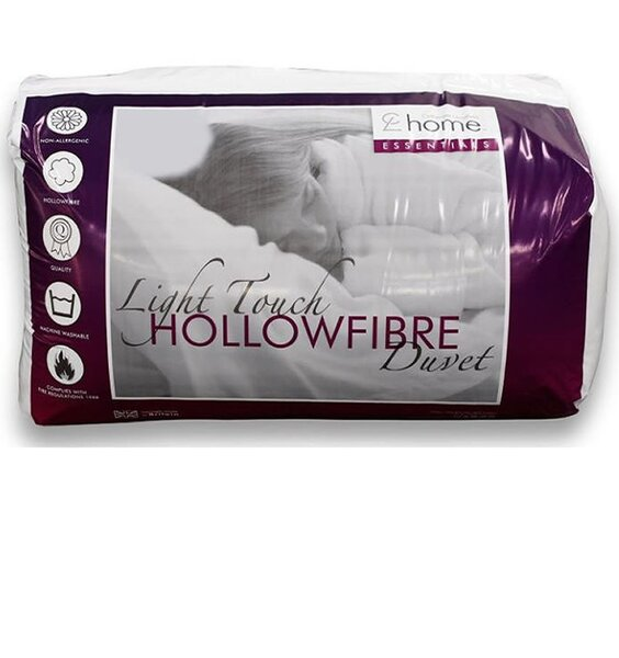 Catherine Lansfield 4.5 Tog Single Hollow Fibre Quilt