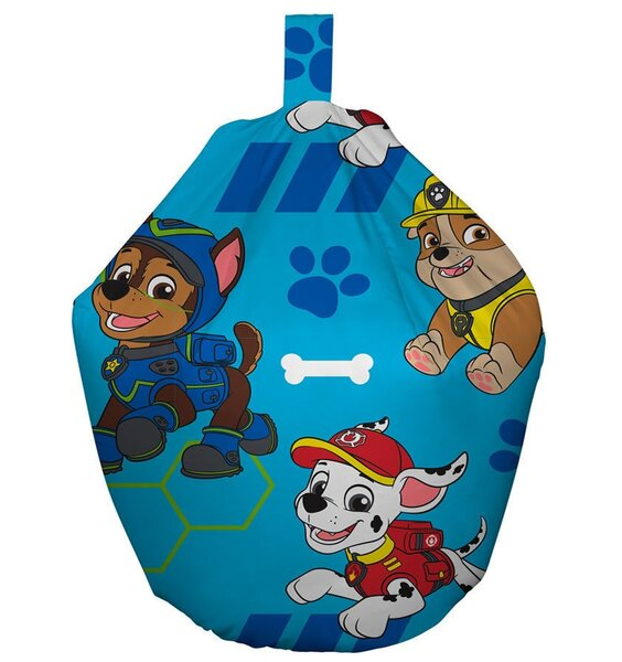 Toddler S Paw Patrol Blue Bean Bag Spy Design Children