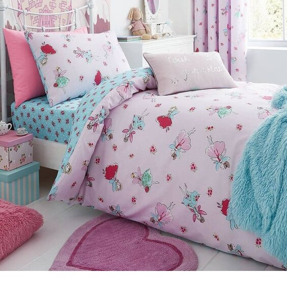 Fairies Single Bedding