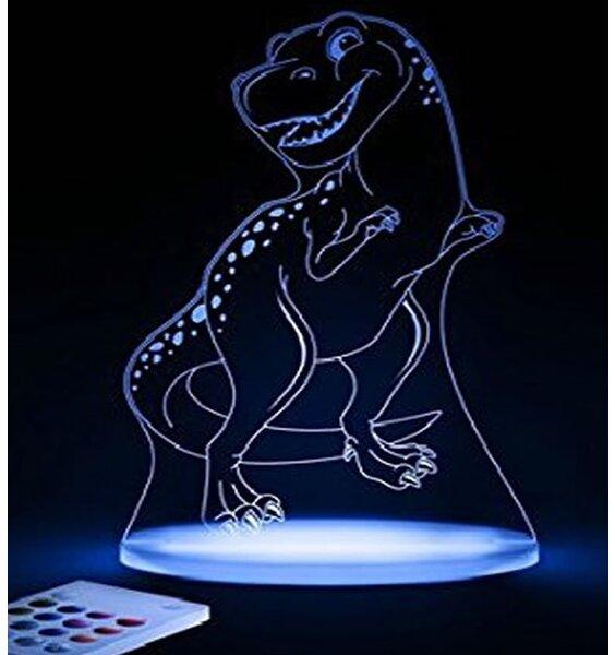 Dinosaur, Colour Changing Night Light - T-Rex