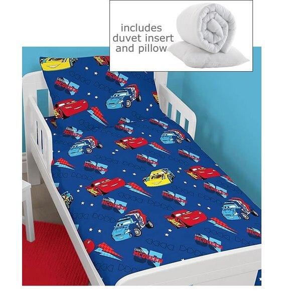 Disney Cars Toddler Bedding Set
