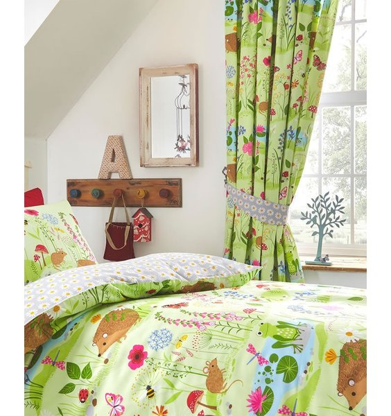 Bluebell Woods Curtains 72s