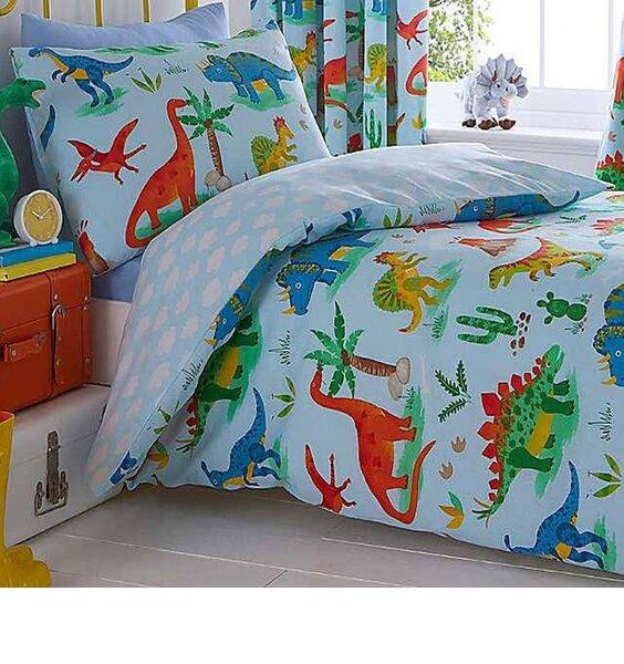 Dinosaur World Single Bedding