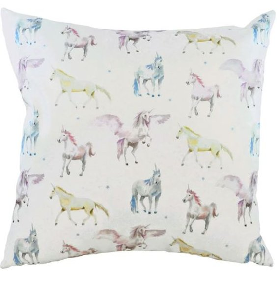 Fantasy Unicorns Cushion
