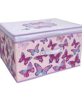 Butterfly, Jumbo Storage Box