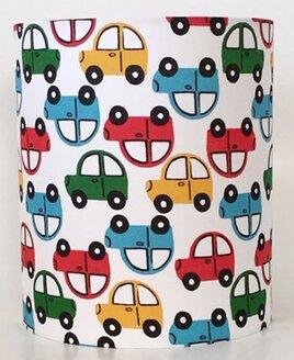 Transport, Cars Medium Fabric Light Shade